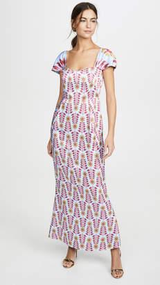 Rebecca De Ravenel Grace Bustier Dress