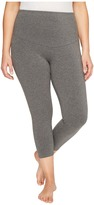 Yummie by Heather Thomson Plus Size Gloria Skimmer Leggings Women's Casual Pants