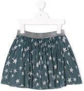 Stella McCartney tulle star print skirt
