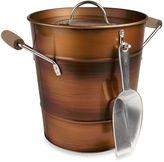 Artland Oasis Ice Bucket with Scoop in Antique Copper