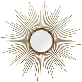 Stratton Home Gold Andrea Wall Mirror