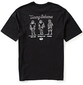 Tommy Bahama Tight End Defensive End Weekend Short-Sleeve Tee