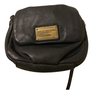 Marc by Marc Jacobs Classic Q Black Leather Handbags