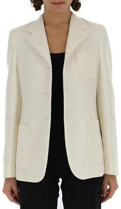 Bottega Veneta Button-Up Blazer