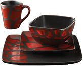 Asstd National Brand Safari Giraffe 16-pc. Dinnerware Set