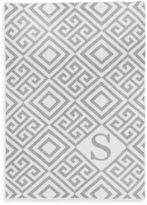 Tadpoles TadpolesTM by Sleeping Partners Ultra-Soft Knit Greek Key Blanket in Grey
