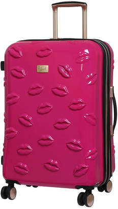 """it Girl Smooch 30"""" Hardside Expandable Spinner Suitcase"""