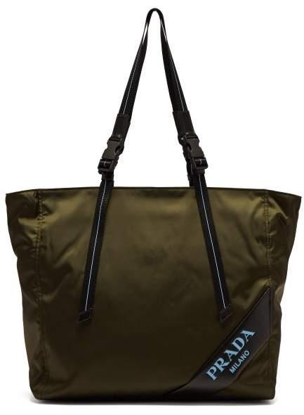 1e3df1e407b1 Prada Nylon Tote Bag - ShopStyle