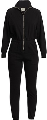 Electric & Rose Mojave Stretch Zip Jumpsuit