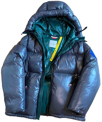 Valextra Moncler Genius Moncler n2 1952 + Anthracite Polyester Coats