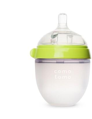 Comotomo Natural Flow Baby Bottle Colic Prevention Green 150 ML