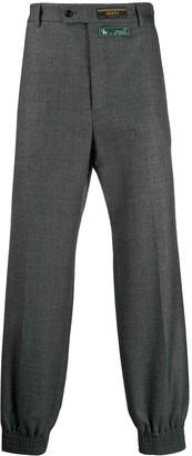 Gucci Elasticated Cuff Trousers