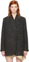 Isabel Marant Grey Elis Coat