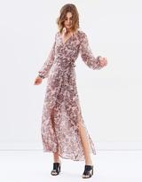 The Fifth Label Siren Calls Wrap Dress