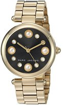 Marc Jacobs Women's Dotty Gold-Tone Watch - MJ3486