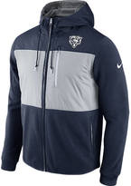 Nike Men's Chicago Bears NFL Championship Drive Full-Zip Jacket