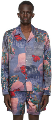 Double Rainbouu Multicolor Perfect Lyre Shirt