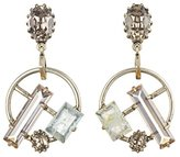 Lulu Frost Women's Antique Gold Plated Belleville Earrings