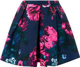 Monsoon Pansy Print Skirt