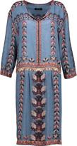 Isabel Marant Solenne printed modal dress