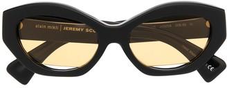 Alain Mikli Cat-Eye Sunglasses