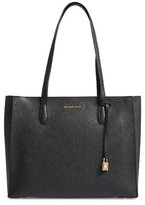 MICHAEL Michael Kors Large Mercer Tote - Black