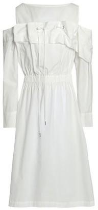 Chalayan 3/4 length dress