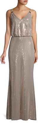 Calvin Klein Sequin Gown