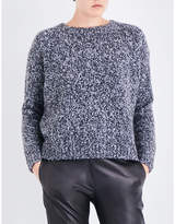 Vince Chunky-knit wool and cashmere-blend jumper