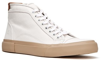 Frye Ludlow Cap Toe High Top Sneaker