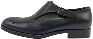 Fratelli Rossetti Black Leather Lace ups