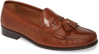 Johnston & Murphy Domani Kilte Tassle Slip-On Loafer
