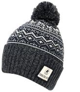 Soul Cal SoulCal Mens Hail Bobble Hat Snow Winter Warm Accessories