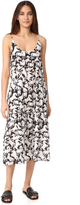 Stella McCartney Iconic Prints Maxi Dress