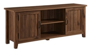 Walker Edison Modern Farmhouse Tv Stand