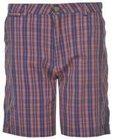 Penguin Check Shorts