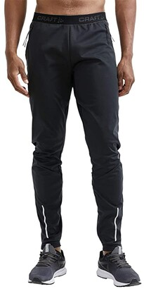 Craft ADV Essence Wind Pants (Black) Men's Casual Pants