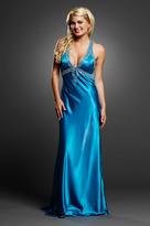 Nina Canacci - L3227 Dress in Peacock