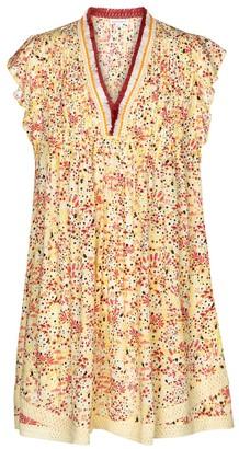 Poupette St Barth Sasha floral minidress