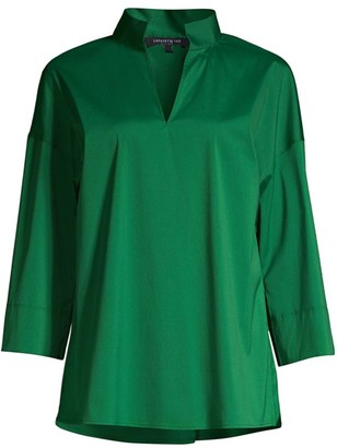 Lafayette 148 New York Italian Stretch Tunic