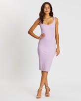 Loreta Lilac Dress