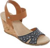 ST. JOHN'S BAY St. Johns Bay Lancaster Womens Sandal