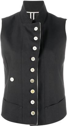 Ann Demeulemeester Buttoned Waistcoat