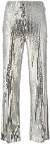 Jovanna Sparky Sequins Wide Leg Trousers