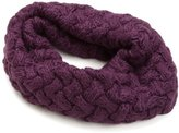 Women's Basket Weave Snood