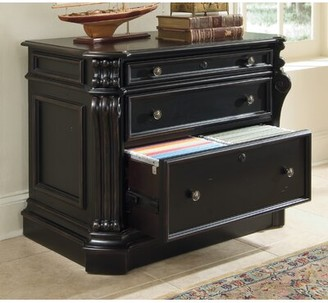 Hooker Furniture Telluride 2-Drawer Lateral Filing Cabinet