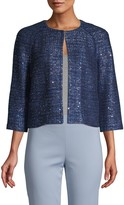 St. John Sparkle Knit Jacket