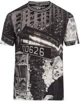 Dolce & Gabbana Marilyn Monroe-print cotton-jersey T-shirt