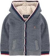 Mayoral Fleece-lined hoodie
