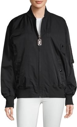 Marc Jacobs Oversized Bomber Jacket